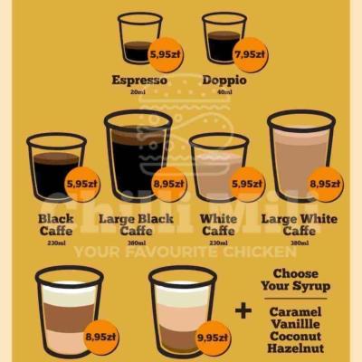 Маркетингові матеріали кава