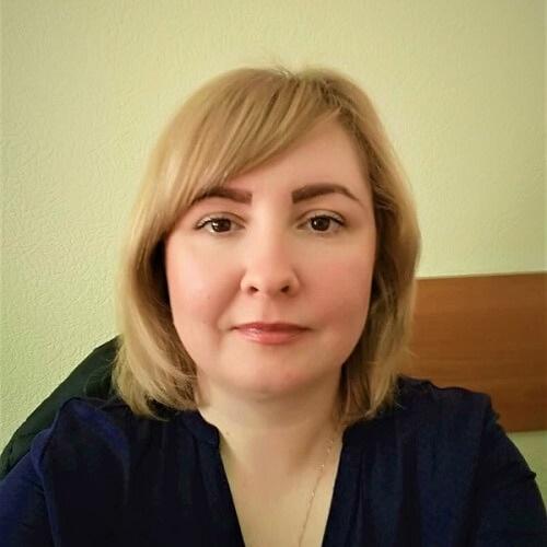 Оксана Байбородіна
