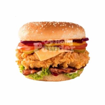 бургер з куркою безкоштовний знімок